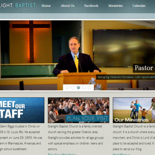 Starlight Baptist